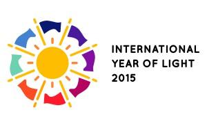 Logo 2015 Année de la Lumière- IOGS - Le 503