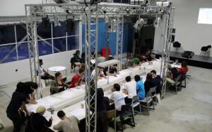 ISC'14 Atelier Sketching au Proto204