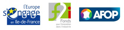 Logo sponsors FabLab