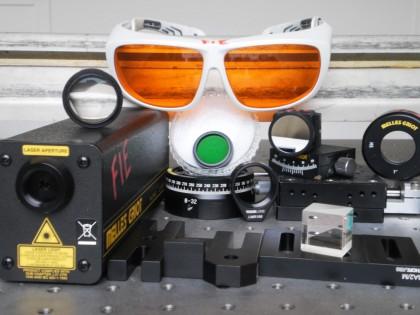 Matériel Optique FabLab